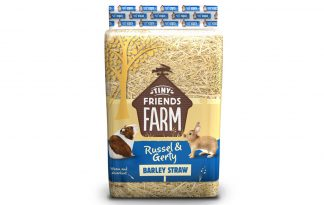 Supreme Tiny Friends Farm Barley Straw