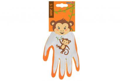 Talen Tools kinderhandschoenen 5-7 jaar aap