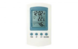 Talen Tools thermometer digitaal binnen