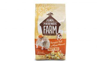 Supreme Tiny Friends Farm Reggi Rat & Mimi Mouse