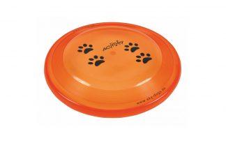 Trixie Dog Activity frisbee oranje