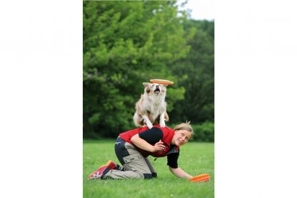 Trixie Dog Activity frisbee