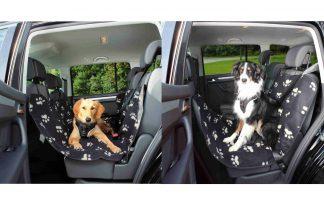 Trixie Friends on Tour auto beschermdeken