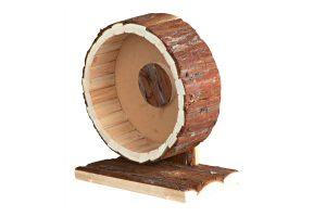 Trixie natuurlijk houten loopwiel