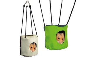 Trixie Rustling Cave voor hamsters