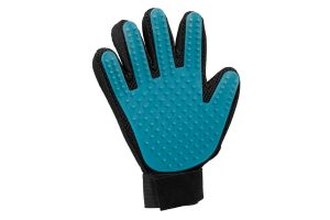 Trixie verzorgingshandschoen mesh hand