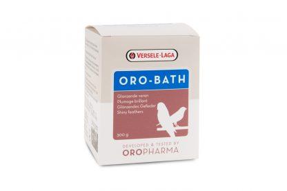 Oropharma Oro-Bath voor glanzende veren