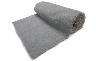 Vetbed op rol - grijs