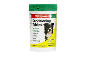 Vetzyme Conditioning Tablets 500 tabletten