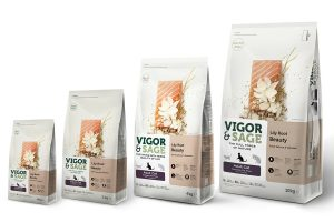 Vigor & Sage Cat Adult Lily Root Beauty
