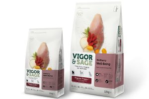 Vigor & Sage Puppy Regular Wolfberry Well-Being