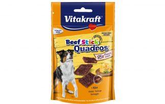 Vitakraft Beef sticks Quadros kaas