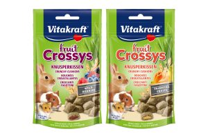 Vitakraft Fruit Crossys alle knagers