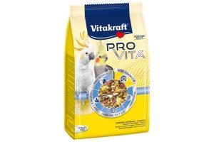 Vitakraft Pro Vita valkparkiet en kaketoe