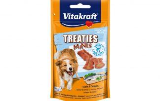 Vitakraft Treaties Mini's met zalm en omega 3