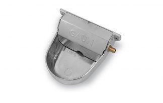 Vlotterbak aluminium groot (hoge+lage druk)