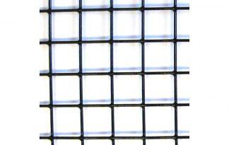 Volièregaas verzinkt gepoedercoat 19 x 19 mm