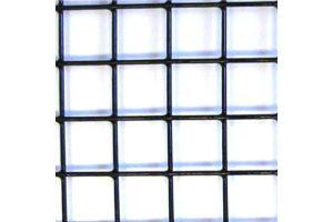 Volièregaas verzinkt gepoedercoat 25,4 x 25,4 mm