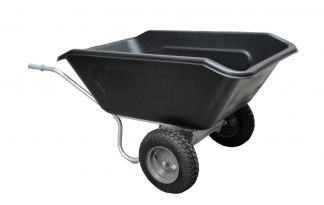 Volume kruiwagen HDPE tweewiel