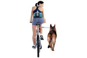 Walkydog Plus fietsstang