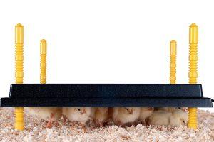 Comfort warmhoudplaat voor kuikens - 40 x 60 cm