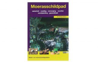 Boek over moerasschildpadden