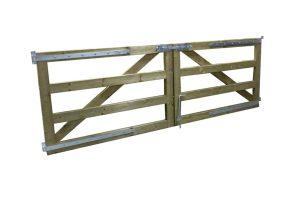 Weidepoort zware kwaliteit - 300 cm