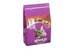 Whiskas adult rundvlees