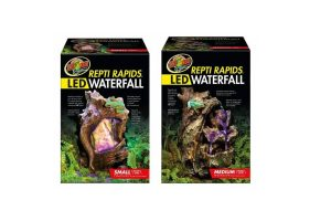 ZooMed ReptiRapids LED Waterfall Wood