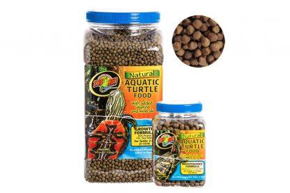 ZooMed Natural Aquatic Turtle Food