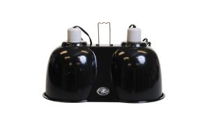 ZooMed Combo Deep Dome lampfitting