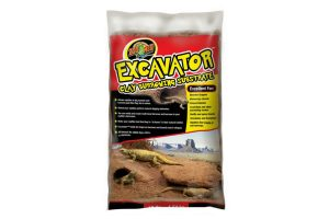 ZooMed Excavator Clay Burrowing Substrate