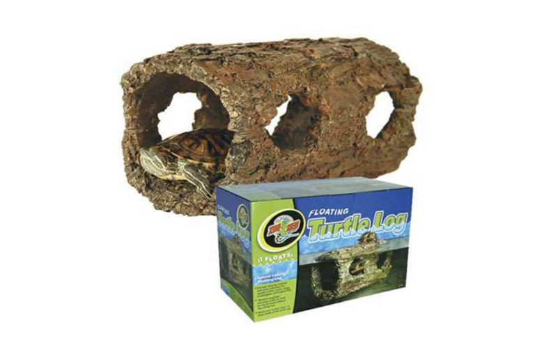 ZooMed schildpaddeneiland Turtle Log